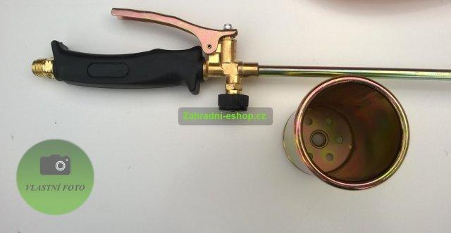 Plynovy regulator na ipu