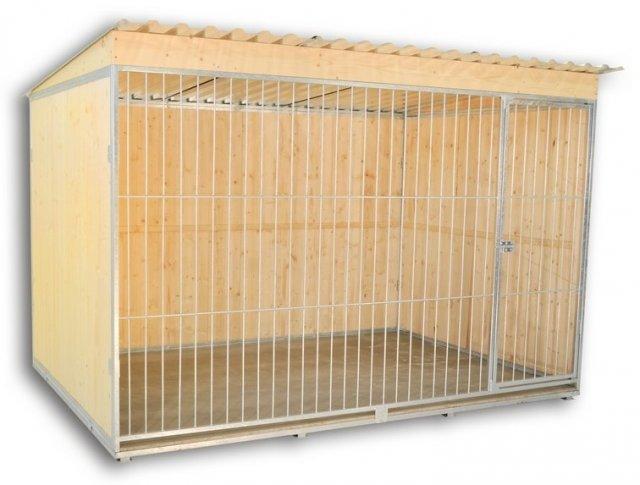 c2ba1ba15d3 Kotec pro psa 2x2 m kulatina